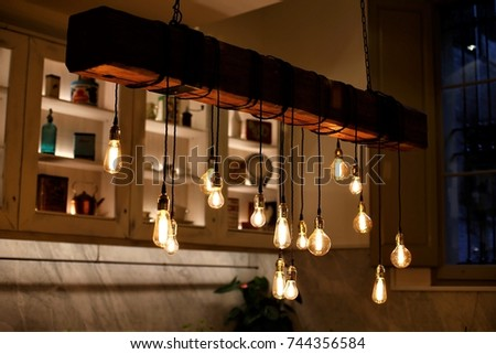 light bulbs decorations for house