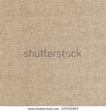 Light canvas texture seamless. Light natural linen texture for the background. - stock photo