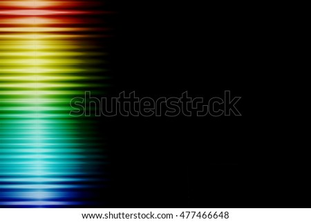 light effect  music festival  graphic art abstract background for design