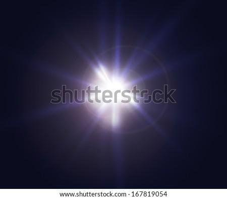 Light Flare - stock photo