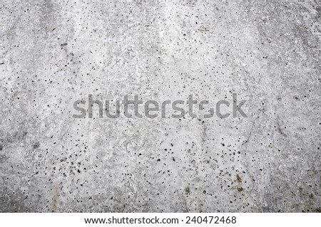 Light gray concrete cement texture - stock photo