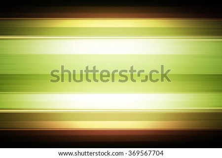 Light green striped background with spotlight
