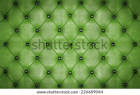 light green upholstery leather pattern background