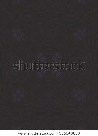 Light grey abstract kaleidoscope seamless background pattern