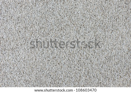 light grey carpet texture used in office for hard wear - stock photo