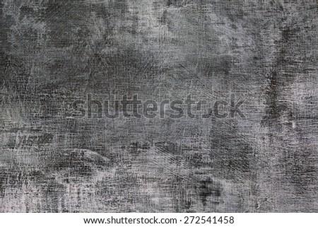 Light Grungy Newspaper Texture  - stock photo