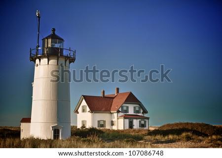 Light House - stock photo