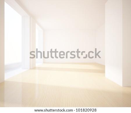 light interior design - stock photo