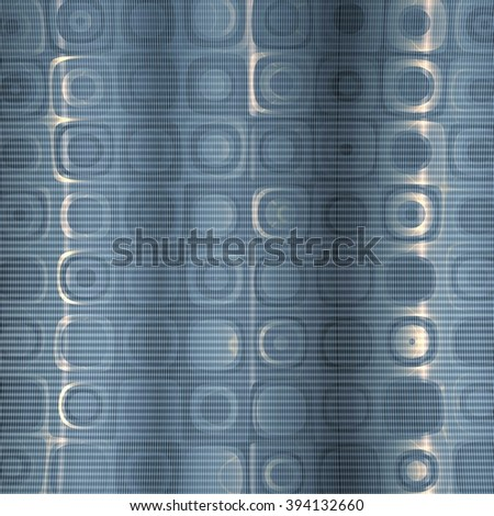 Light line on blue stripe line background