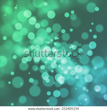 light on background with bokeh.abstract blurred lights - stock photo
