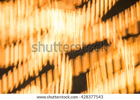 Light painting abstract art
