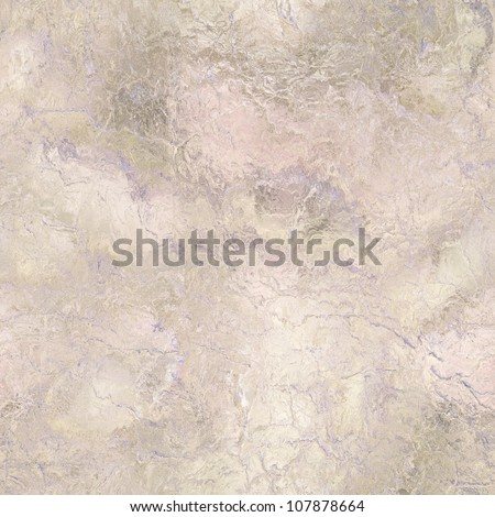 Light pink marble seamless background - stock photo