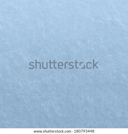 Light Placid Blue Vintage Grunge Paint Canvas Background Texture With Stone Plaster Pattern  - stock photo