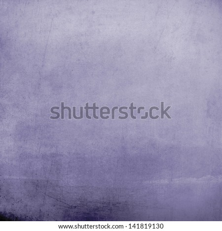 Light purple grunge background. Abstract lightning for print brochures or web ads. - stock photo