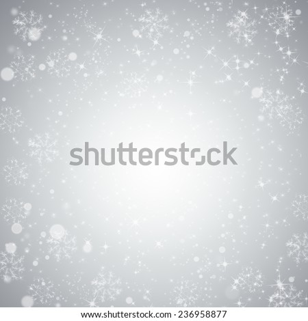 Light silver background