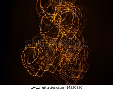 light smudge - stock photo