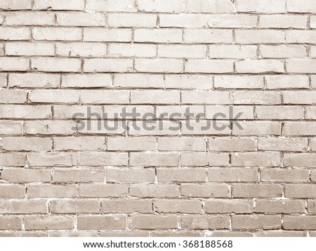 light tan brown beige brick limestone cement wallpaper background textured:pure brickwork concrete wall background for home interior,design,decorate or etc:stucco backdrop interior.backgrounds concept - stock photo