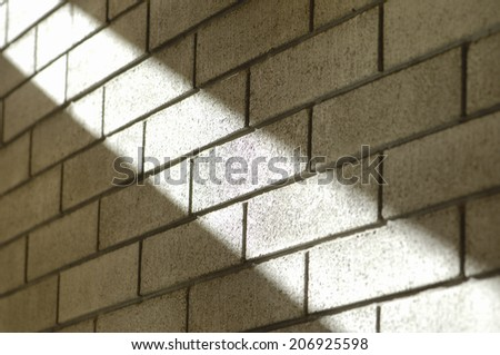 Light Through The Wall