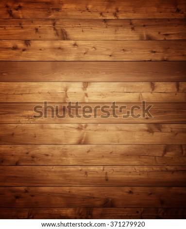 light wood panels. - stock photo