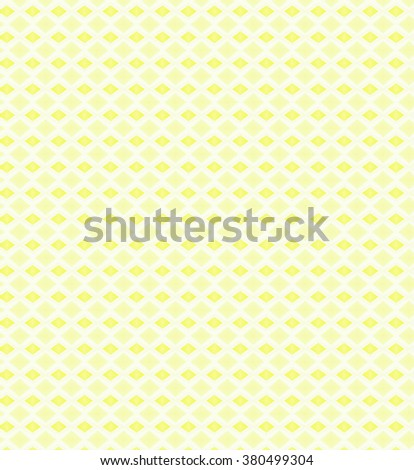 light yellow background with small triangles pattern  - stock photo