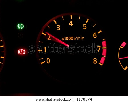 Lighted dashboard [3]