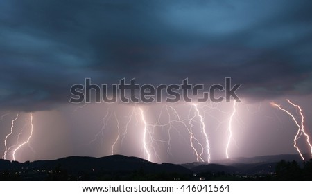 lightening bolt