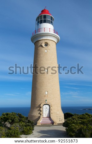 lighthouse - Australia Flinders Chase National Park,? Cape du Couedic Road,? Lightstation