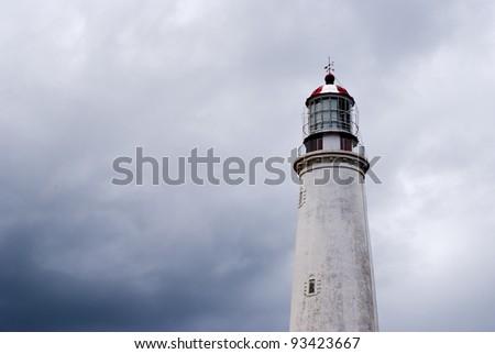 Lighthouse  , Cabo Polonio, Uruguay - stock photo