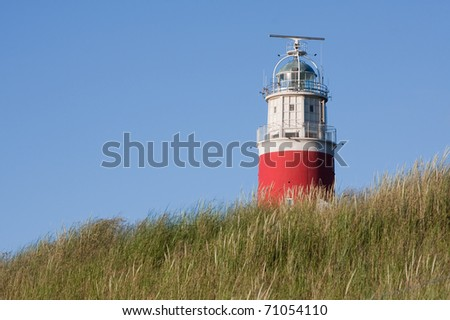 Lighthouse (De Cocksdorp, Texel, the Netherlands)