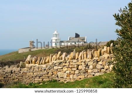 lighthouse England - stock photo