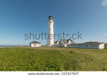 Lighthouse Hirtshals