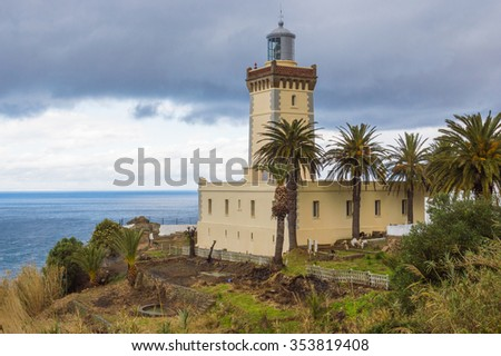 Lighthouse in Spain