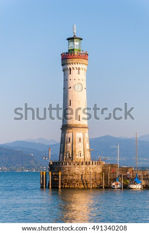 Lighthouse, Lindau (Bodensee Germany)