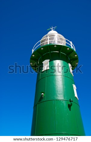 Lighthouse of Perth, Western Australia.