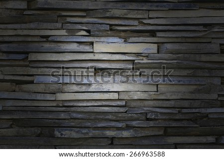 lighting on marble wall background. - stock photo