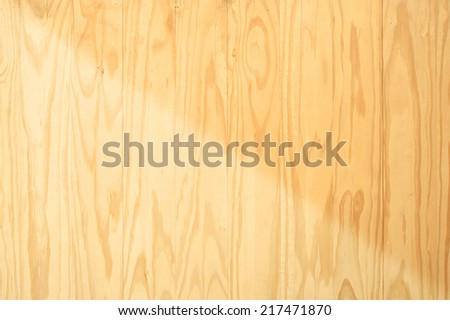 Lighting on Wood Wall For text and background