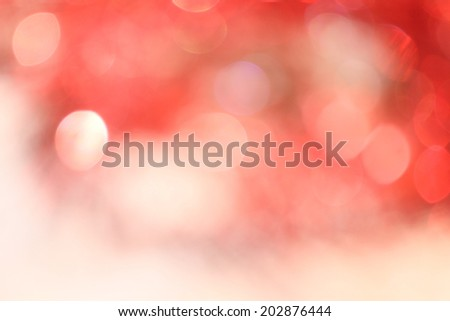 Lights background - stock photo