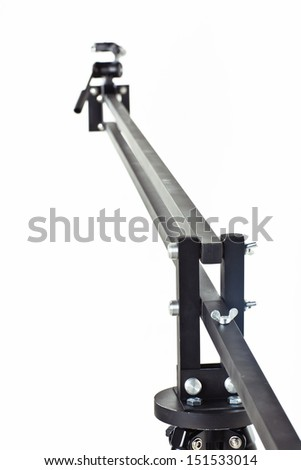 Lightweight camera crane