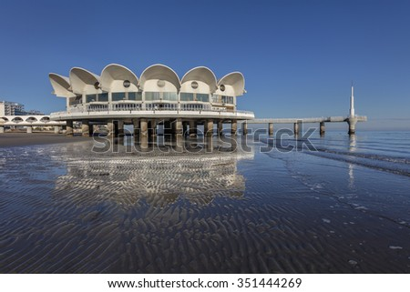Lignano Sabbiadoro Italy December 10 2015 Stock Photo 351444269 ...