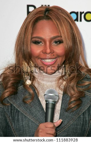 Lil Kim at the press conference to promote Children Uniting Nations Awards Viewing Celebration. Private Location, Los Angeles, CA. 02-23-07 - stock photo