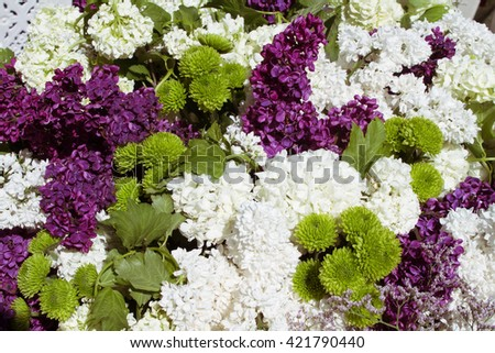 lilac flowers background decoration lilac flowers background decoration lilac flowers background decoration lilac flowers background decoration lilac flowers background decoration flowers background - stock photo