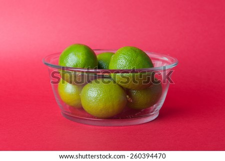 Limes_oranges_lemon_stock_pictures - stock photo