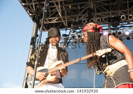 LINCOLN, CA - JUNE 8: Lakeside performs at Thunder Valley Casino Resort in Lincoln, California on June 8, 2012