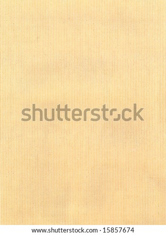 Lined textured paper - stock photo