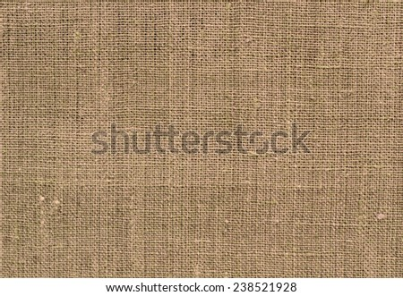 linen canvas for paintings - stock photo