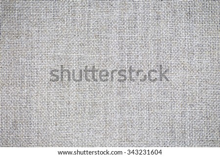 Linen fabric background and texture - stock photo