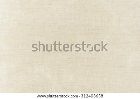 linen fabric texture beige background, old paper texture background - stock photo