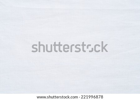 linen kitchen towel - stock photo