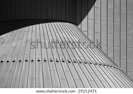 Lines on a Building