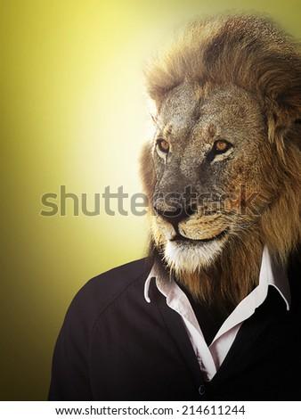 half man half lion stock images royaltyfree images
